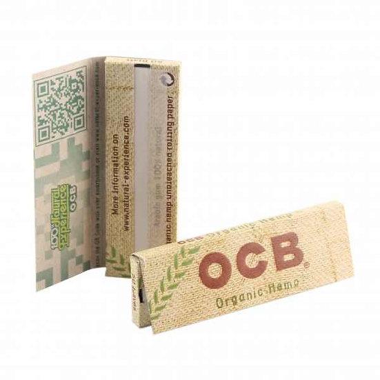 OCB Organic Hemp No.1 Regular