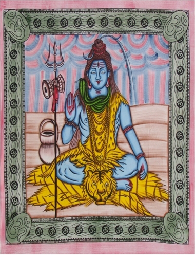 Shiva Design (Double)