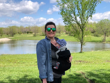 Just Keep Swimming: Navigating Business in a Post-2020 World (With a Newborn)