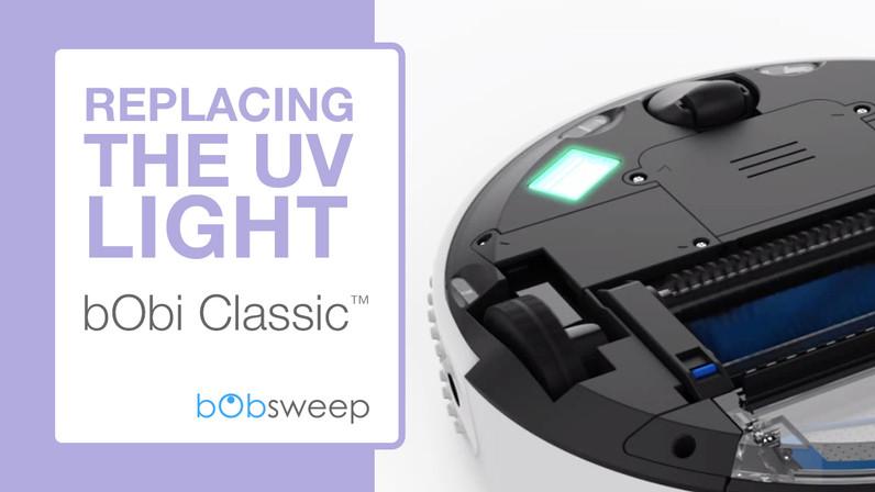 Replace the UV Light