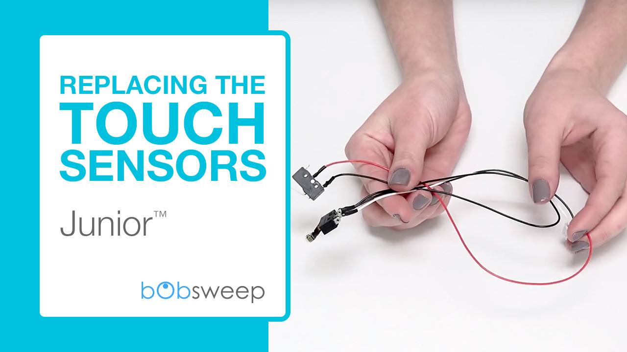 Replace the Touch Sensors
