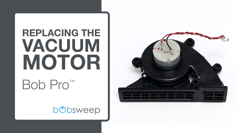 Replace the Vacuum Motor