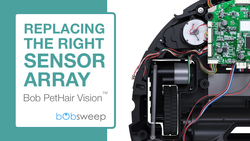 Replace the Right Sensor Array