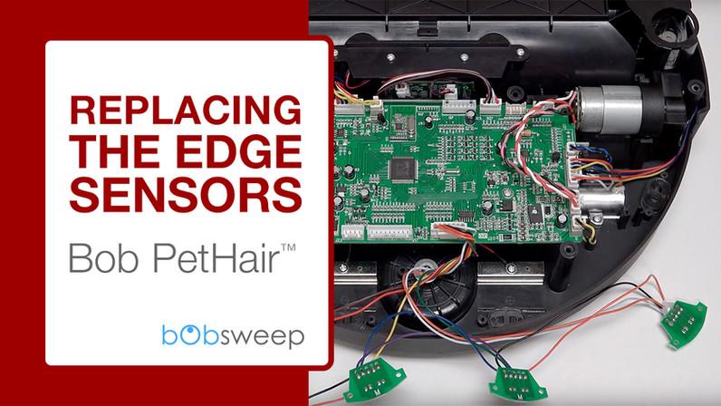 Replacing the Edge Sensors