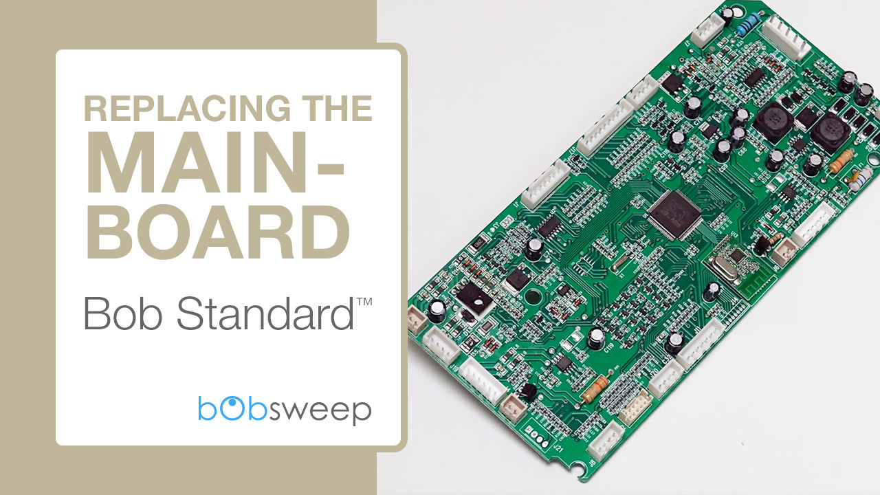 Replace the Mainboard