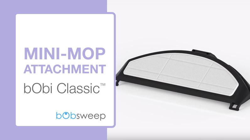 Mini-Mop Attachment