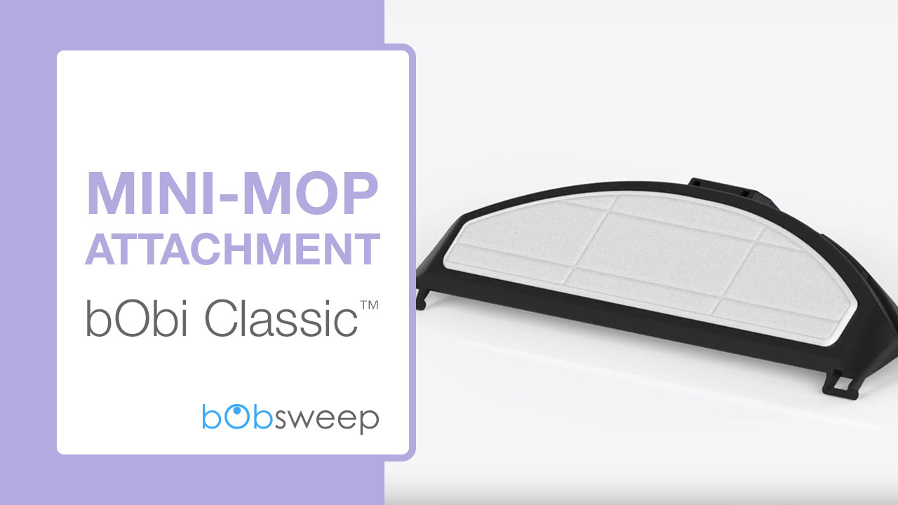 Mini-Mop Attachment