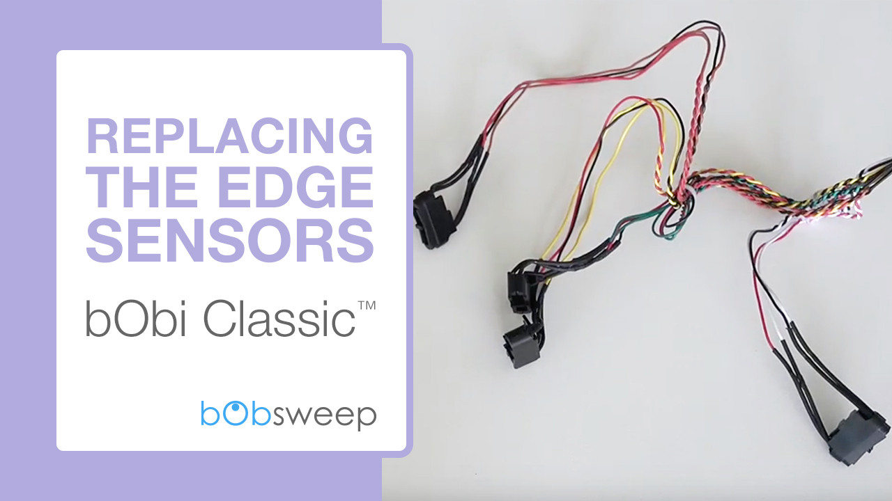 Replace the Edge Sensors