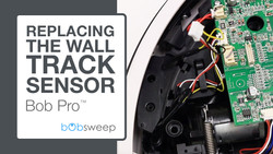 Replace the Wall Track Sensor
