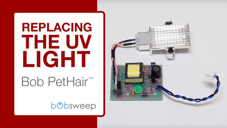 Replacing the UV Light