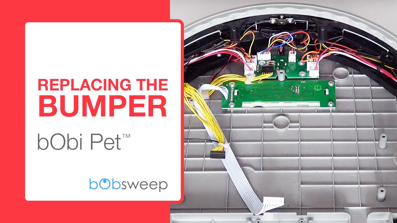 Replace the Bumper