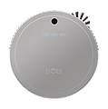 bObi Pet robot vacuum in silver