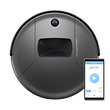 Bob PetHair Vision robot vacuum in space grey