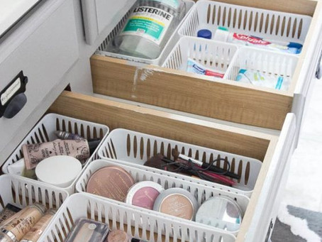7 Clever Organizational Items You Can Find at the Dollar Store