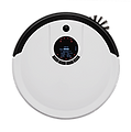 Junior robot vacuum in white