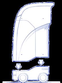 Smart Bin with detatachable bottom