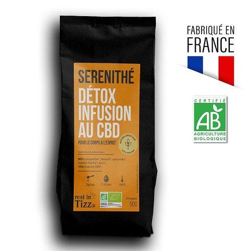 Serenithé - Infusion CBD