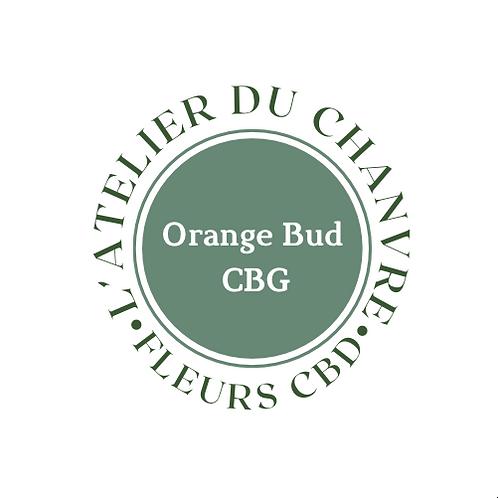 Orange Bud CBG