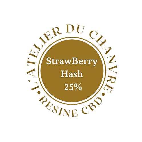 Strawberry Hash CBD
