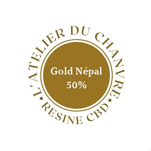 Gold Népal 50% CBD