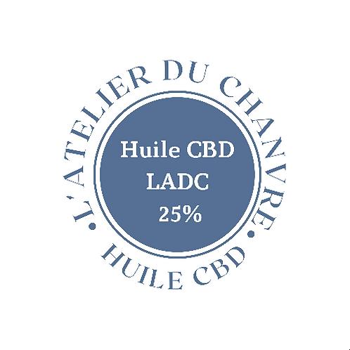 Huile CBD 25% - 10ml