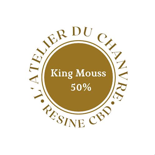 King Mouss 50% CBD