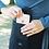 Thumbnail: מיני פלוס באדי פאוץ עם מגנט/חגורה לריצה טיולים נסיעות נגד מים