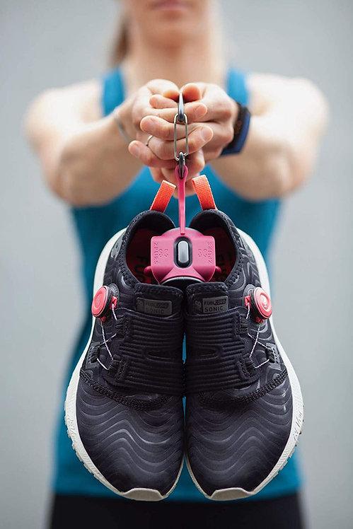 מחזיק נעליים לטיולים ולספורט -בורדו