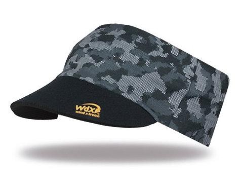 וייזור/כובע מצחייה לריצה וטיולים - אפור דיגיטל