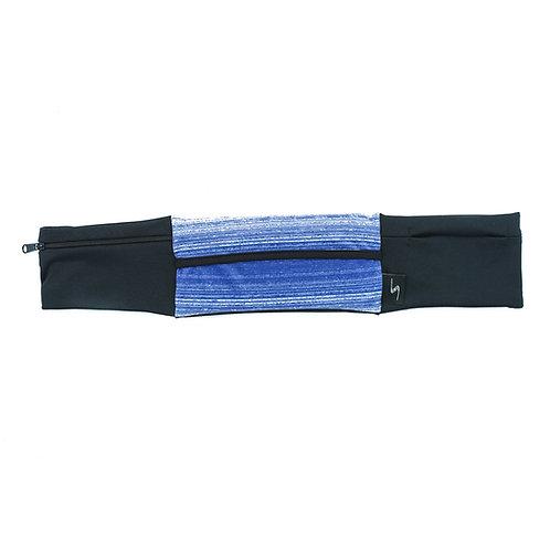 פאוץ ריצה עם 3 כיסים מתכוון - כחול
