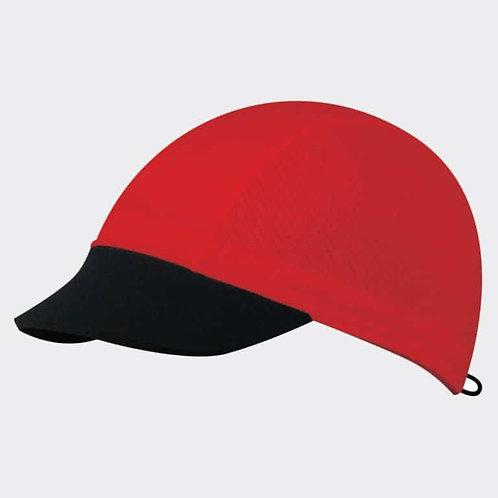 כובע ריצה מקצועי COOL CAP  מתקפל עם הגנת UV מנדף זיעה - אדום