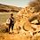 Thumbnail: שרוולים לידיים +UPF50  הגנה מקסימאלית לקור וחום עם כיסים לאחסון - שחור