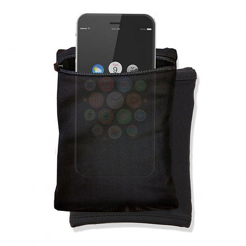 נרתיק טלפון ליד עם מסך מגע מנדף זיעה