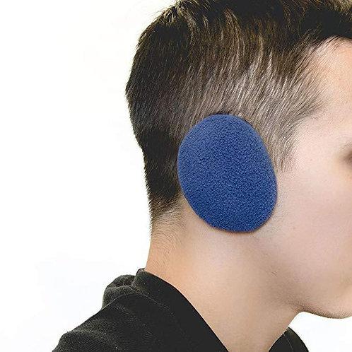 Navy מחממי אוזנים קומפקטיות - כחול