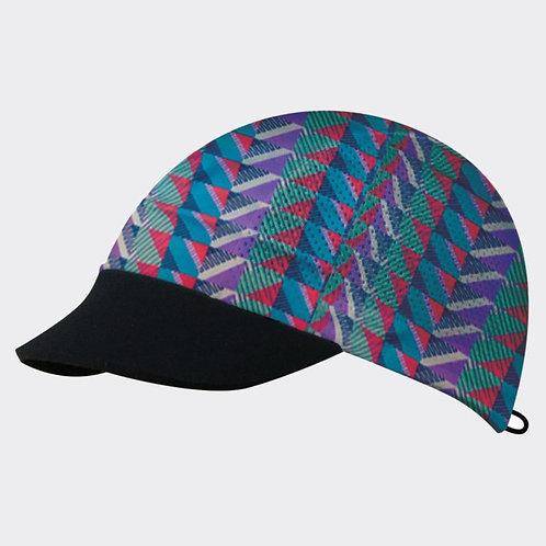 כובע ריצה מקצועי COOL CAP  מתקפל עם הגנת UV מנדף זיעה - ארט דקו