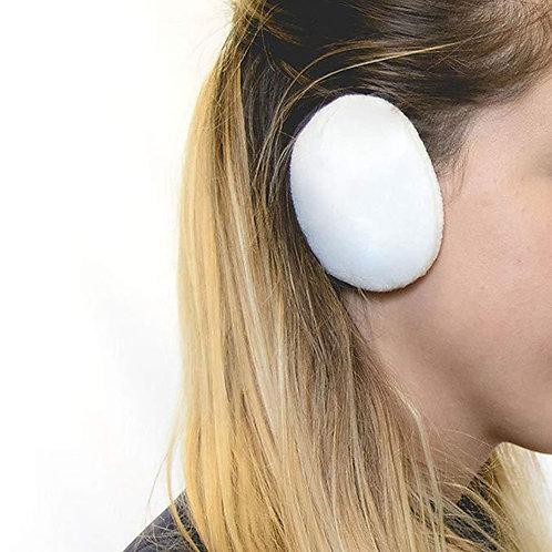 מחממי אוזנים קומפקטיות - לבן