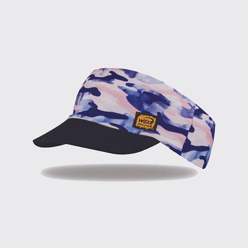 וייזור/כובע מצחייה לריצה וטיולים -ורוד/כחול