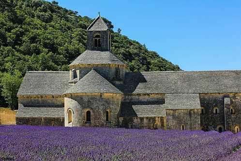 Abbaye de Senanque - France