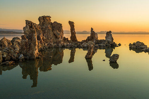Morning Reflection V (Mono Lake)