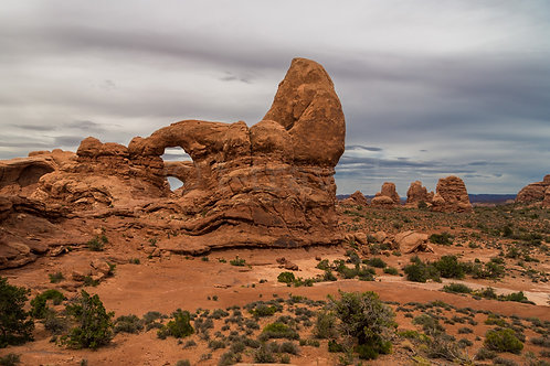 Turret Arch V (Arches)