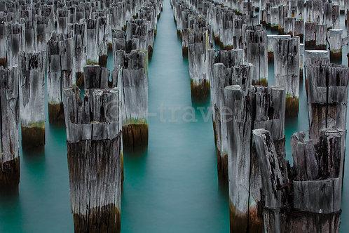 Melbourne Old Pier VI