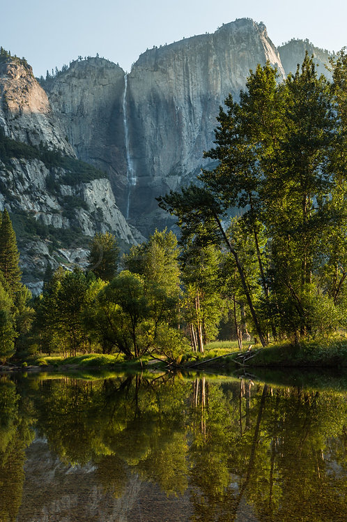 Morning Reflections VII (Yosemite NP)