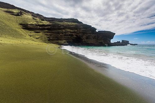 Green Sand Beach V