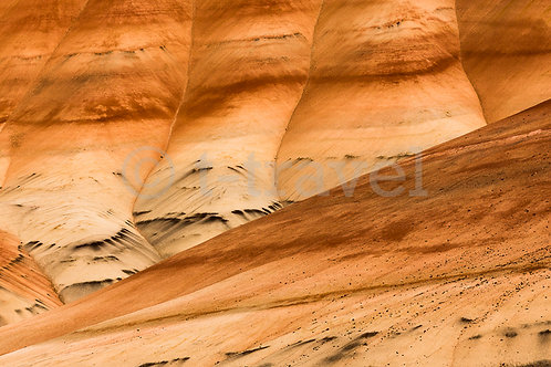 Painted Hills Pano I
