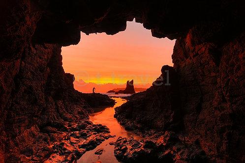 Cathedral Rock - Sunrise VI