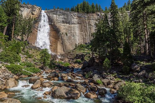 Nevada Fall II (Yosemite NP)