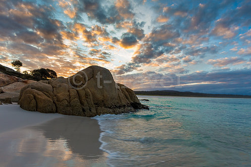 Bay of Fires Sunset XIII