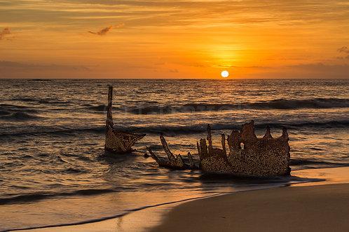 Golden Sunrise I