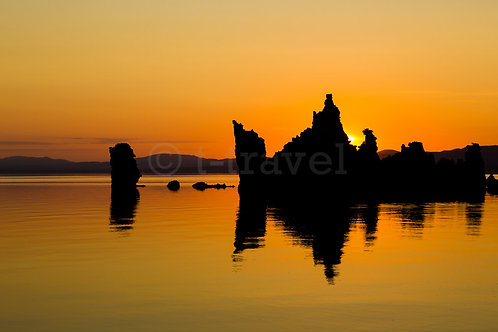 Sunrise III (Mono Lake)