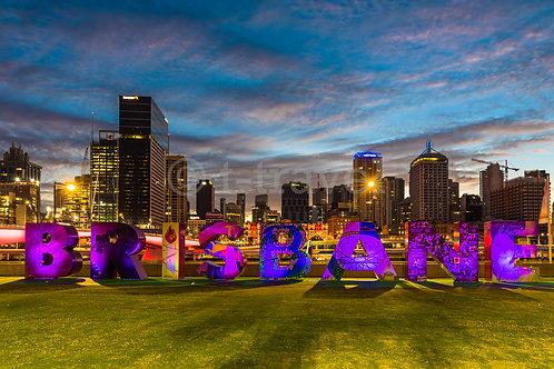 Brisbane Dawn